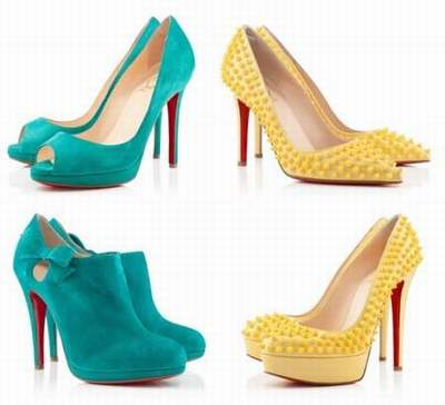 tout neuf 1cebc 8af91 chaussure type louboutin homme,chaussures louboutin de mika ...
