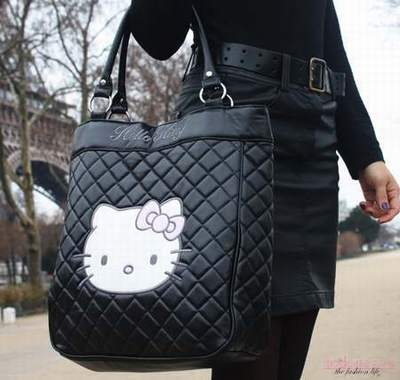 sac hello kitty h m,grand sac hello kitty,sac plage hello kitty